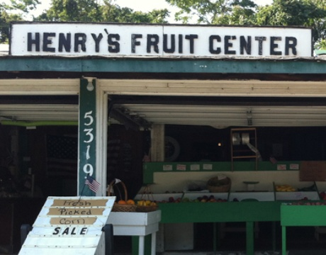 Henry's Fruit Stand
